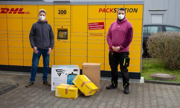 Schüler schicken 40.000 Kassenbons an Vizekanzler Scholz