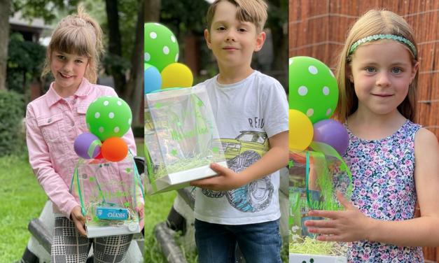 Alicha Seip gewinnt im HÜLS life Malwettbewerb