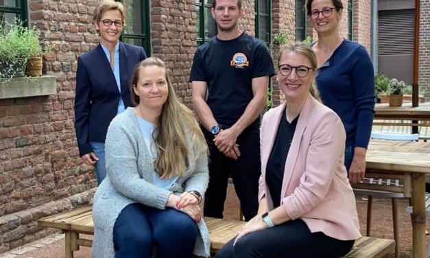 Vier neue Vorstandsmitglieder bei St. TÖNIS erleben