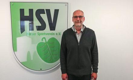 Oliver Krudewig neuer HSV-Vorsitzender