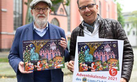 LIONS ADVENTSKALENDER MIT 225 Preisen